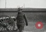 Image of US Army soldier shows cannon to woman United States USA, 1916, second 19 stock footage video 65675022633