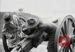 Image of US Army soldier shows cannon to woman United States USA, 1916, second 24 stock footage video 65675022633
