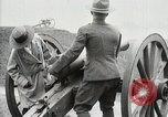 Image of US Army soldier shows cannon to woman United States USA, 1916, second 27 stock footage video 65675022633