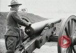 Image of US Army soldier shows cannon to woman United States USA, 1916, second 38 stock footage video 65675022633