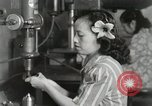 Image of Hawaiian men and women Hawaii USA, 1944, second 23 stock footage video 65675022646