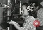 Image of Hawaiian men and women Hawaii USA, 1944, second 24 stock footage video 65675022646