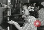 Image of Hawaiian men and women Hawaii USA, 1944, second 25 stock footage video 65675022646