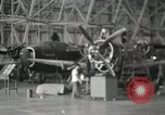 Image of B-24 Liberator and P-47 Thunderbolt Hawaii USA, 1944, second 6 stock footage video 65675022648