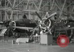 Image of B-24 Liberator and P-47 Thunderbolt Hawaii USA, 1944, second 7 stock footage video 65675022648