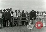 Image of Playing golf at  Kilauea National Park Hawaii USA, 1928, second 15 stock footage video 65675022675