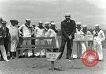 Image of Playing golf at  Kilauea National Park Hawaii USA, 1928, second 27 stock footage video 65675022675