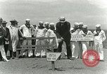 Image of Playing golf at  Kilauea National Park Hawaii USA, 1928, second 34 stock footage video 65675022675