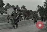 Image of United States 3rd Division 30th Infantry Regiment Aix-en-Provence France, 1944, second 2 stock footage video 65675022697