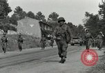 Image of United States 3rd Division 30th Infantry Regiment Aix-en-Provence France, 1944, second 6 stock footage video 65675022697
