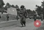 Image of United States 3rd Division 30th Infantry Regiment Aix-en-Provence France, 1944, second 7 stock footage video 65675022697