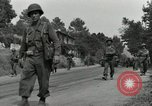 Image of United States 3rd Division 30th Infantry Regiment Aix-en-Provence France, 1944, second 9 stock footage video 65675022697