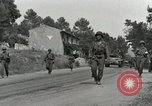 Image of United States 3rd Division 30th Infantry Regiment Aix-en-Provence France, 1944, second 11 stock footage video 65675022697