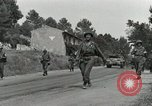 Image of United States 3rd Division 30th Infantry Regiment Aix-en-Provence France, 1944, second 12 stock footage video 65675022697