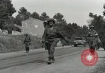 Image of United States 3rd Division 30th Infantry Regiment Aix-en-Provence France, 1944, second 13 stock footage video 65675022697