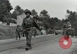 Image of United States 3rd Division 30th Infantry Regiment Aix-en-Provence France, 1944, second 14 stock footage video 65675022697