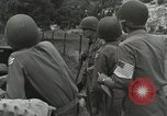 Image of United States 3rd Division 30th Infantry Regiment Aix-en-Provence France, 1944, second 16 stock footage video 65675022697