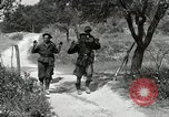 Image of United States 3rd Division 30th Infantry Regiment Aix-en-Provence France, 1944, second 29 stock footage video 65675022697
