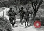 Image of United States 3rd Division 30th Infantry Regiment Aix-en-Provence France, 1944, second 31 stock footage video 65675022697