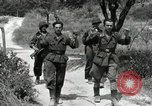 Image of United States 3rd Division 30th Infantry Regiment Aix-en-Provence France, 1944, second 33 stock footage video 65675022697