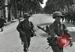 Image of United States 3rd Division 30th Infantry Regiment Aix-en-Provence France, 1944, second 45 stock footage video 65675022697