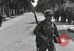 Image of United States 3rd Division 30th Infantry Regiment Aix-en-Provence France, 1944, second 47 stock footage video 65675022697