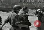 Image of United States 3rd Division 30th Infantry Regiment Aix-en-Provence France, 1944, second 57 stock footage video 65675022697