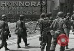 Image of United States 3rd Division 30th Infantry Regiment Aix-en-Provence France, 1944, second 60 stock footage video 65675022697