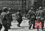 Image of United States 3rd Division 30th Infantry Regiment Aix-en-Provence France, 1944, second 61 stock footage video 65675022697