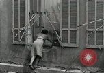 Image of French people dig in rubble Aix-en-Provence France, 1944, second 2 stock footage video 65675022698