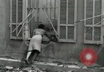 Image of French people dig in rubble Aix-en-Provence France, 1944, second 4 stock footage video 65675022698