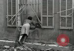 Image of French people dig in rubble Aix-en-Provence France, 1944, second 5 stock footage video 65675022698