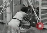 Image of French people dig in rubble Aix-en-Provence France, 1944, second 15 stock footage video 65675022698