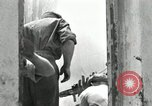 Image of French people dig in rubble Aix-en-Provence France, 1944, second 28 stock footage video 65675022698