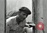 Image of French people dig in rubble Aix-en-Provence France, 1944, second 29 stock footage video 65675022698