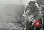 Image of French people dig in rubble Aix-en-Provence France, 1944, second 59 stock footage video 65675022698