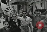 Image of Liberation of Aix-en-Provence France World War 2 Aix-en-Provence France, 1944, second 7 stock footage video 65675022699
