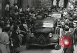 Image of Liberation of Aix-en-Provence France World War 2 Aix-en-Provence France, 1944, second 24 stock footage video 65675022699