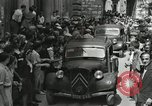 Image of Liberation of Aix-en-Provence France World War 2 Aix-en-Provence France, 1944, second 25 stock footage video 65675022699