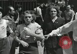 Image of Liberation of Aix-en-Provence France World War 2 Aix-en-Provence France, 1944, second 31 stock footage video 65675022699