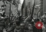 Image of Liberation of Aix-en-Provence France World War 2 Aix-en-Provence France, 1944, second 47 stock footage video 65675022699