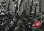 Image of Liberation of Aix-en-Provence France World War 2 Aix-en-Provence France, 1944, second 52 stock footage video 65675022699