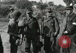 Image of Two German prisoners detained Aix-en-Provence France, 1944, second 6 stock footage video 65675022700