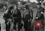 Image of Two German prisoners detained Aix-en-Provence France, 1944, second 10 stock footage video 65675022700