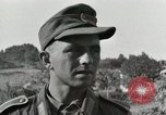 Image of Two German prisoners detained Aix-en-Provence France, 1944, second 12 stock footage video 65675022700