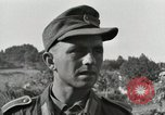 Image of Two German prisoners detained Aix-en-Provence France, 1944, second 13 stock footage video 65675022700