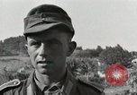 Image of Two German prisoners detained Aix-en-Provence France, 1944, second 15 stock footage video 65675022700