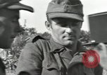 Image of Two German prisoners detained Aix-en-Provence France, 1944, second 22 stock footage video 65675022700