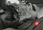 Image of Two German prisoners detained Aix-en-Provence France, 1944, second 24 stock footage video 65675022700