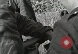 Image of Two German prisoners detained Aix-en-Provence France, 1944, second 29 stock footage video 65675022700